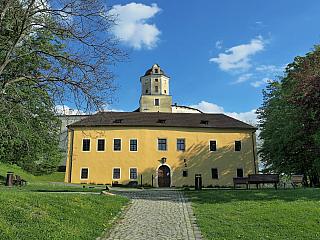 Hrad Malenovice u Zlína (Česká republika)