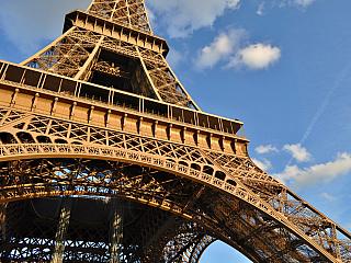 Paříž – město romantiky, umění a módy (Francie)