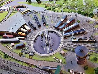 Království železnic v Praze (Česká republika)