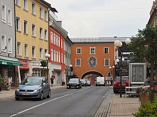 Fotogalerie města Spittal an der Drau v Korutanech (Rakousko)