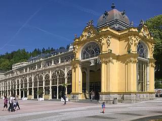 Mariánské Lázně jsou kvetoucí perlou české kultury (Reklamní sdělení)