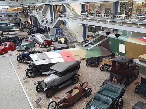 Technické muzeum na Letné (Česká republika)