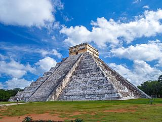 Nejzajímavější místa Yucatánu (Mexiko)