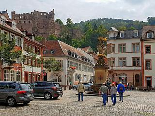 Historické město Heidelberg (Německo)