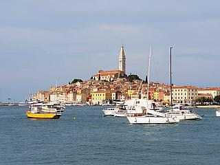 Něco z Chorvatska a něco z Itálie, seznamte se s letoviskem Rovinj (Chorvatsko)