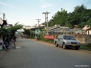 Kudy kam – Huay Xai (Laos)