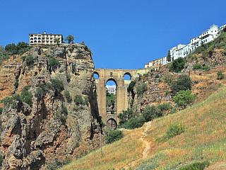 Fotogalerie z andaluského města Ronda (Španělsko)