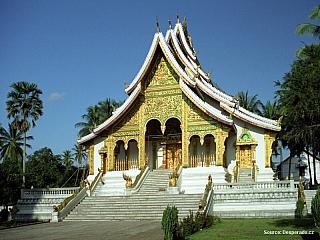 Luang Prabang – starobylé město mnichů (Laos)