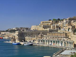 Poznávací aktivní dovolená na Maltě (Malta)
