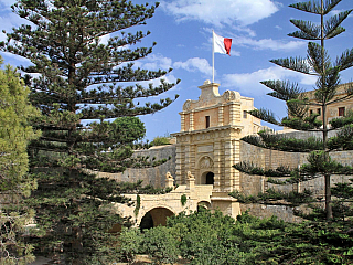 Fotogalerie Mdiny na Maltě (Malta)
