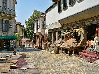 Plovdiv je druhým největším městem Bulharska (Bulharsko)