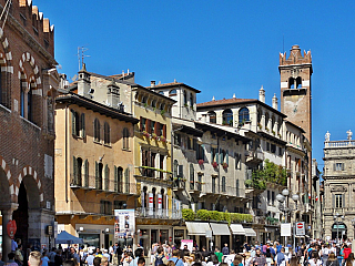 Fotogalerie italské Verony (Itálie)