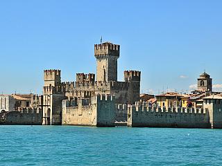 Fotogalerie Lago di Garda a Sirmione (Itálie)