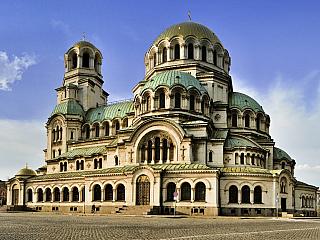 Pár tipů pro návštěvu bulharské Sofie (Bulharsko)