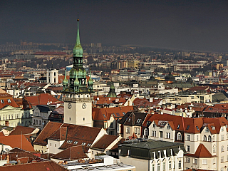 Brno je městem studentů, je tu ideální zázemí i pro mladé rodiny (Reklamní sdělení)