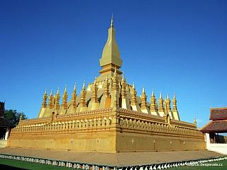 Vientiane – brána do Laosu (Laos)