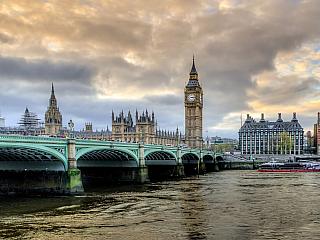 TOP 5 nejhezčích míst v Londýně aneb není tu jen proslulý Tower (Velká Británie)