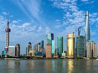 Šanghaj je nejlidnatějším městem Číny (Čína)