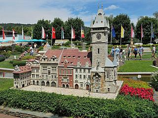 Užijte si celý svět v rámci jedné velké zahrady aneb Minimundus (Rakousko)