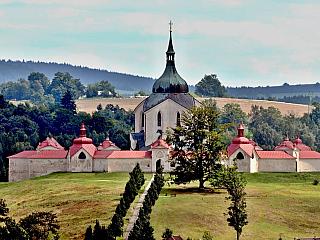 Památky UNESCO na Vysočině - 3 místa, která nesmíte vynechat (Česká republika)