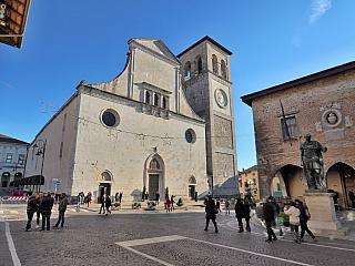 Renesanční krása aneb katedrála v Cividale del Friuli (Itálie)