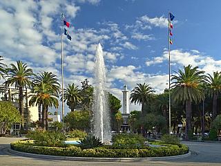 San Benedetto - palmový ráj (Itálie)