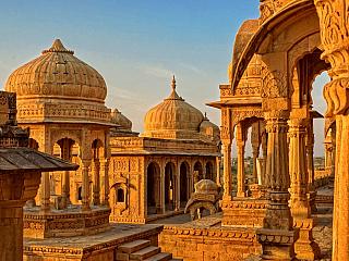 Indie je země s tisíciletou historií (Indie)