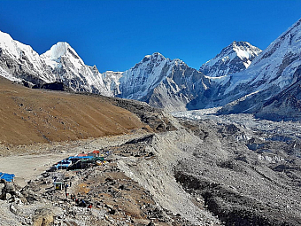 Everest Base Camp (Nepál)