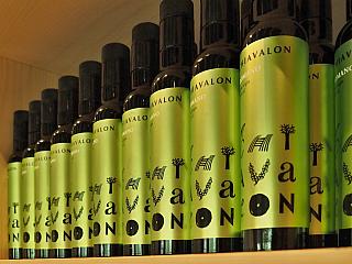 Chiavalon je špičkový olivový olej z Istrie (Chorvatsko)
