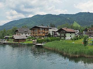 Fotogalerie Techendorf a oblast Weissensee (Rakousko)