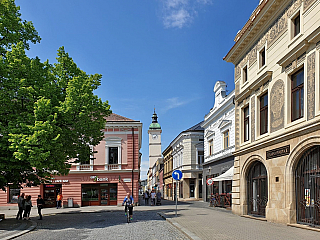 Uherské Hradiště je na mapě už od dob Přemysla Otakara II. (Česká republika)