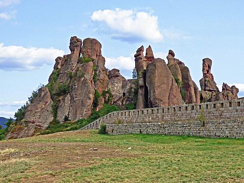 Belogradčik je jediné skalní město v Bulharsku (Bulharsko)