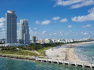 Pláže a zábava, promenády a sluneční paprsky aneb Miami (Spojené státy americké)