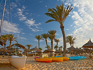 Djerba – země pojídačů lotosů (Tunisko)