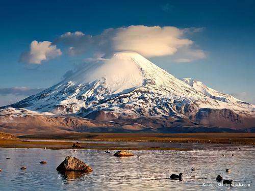 Kapitola 3 – Z Arika na vrchol Parinacoty (6350m) (Chile)