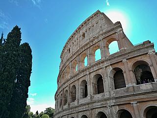 Na otočku do Říma (Itálie)