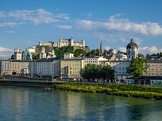 Salcburk a Innsbruck, dvě turistická lákadla Rakouska (Rakousko)