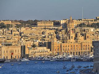 Fotogalerie maltského města Vittoriosa (Malta)