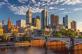 Pokud se rozhodnete navštívit Austrálii, bude Melbourne prvním městem, které vás přivítá. Právě do Melbourne (a také do Sydney) je směřována většina letů směřujících do Austrálie. Město vás přivítá svým životem, přívětivými lidmi a také velkým množstvím zeleně, která je každodenně udržována....