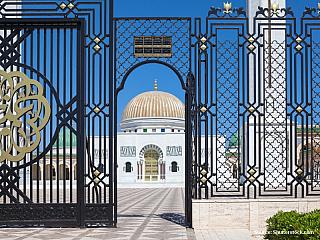 Monastir – centrum turismu (Tunisko)
