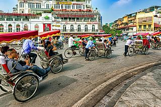 Stejně jako vietnamské Ho Či Minovo Město, nebo čínský Peking, patří i Hanoj mezi město vyhledávané velkým množstvím turistů zcelého světa. Samotné město Hanoj vzniklo již v10. století našeho letopočtu. Respektive ztohoto období pocházejí první zmínky o osídlování této lokality. Město samotné...
