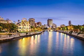 Město Hirošima známé především výbuchem atomové bomby se nachází vJaponsku, cca. 700 kilometrů od města Tokia a je cílem pravidelné letecké linky zKoreje, změsta Soul. Město Hirošima má vsoučasné více než 1 milion obyvatel a najdeme ho na největším ostrově, který je součástí Japonska, na...