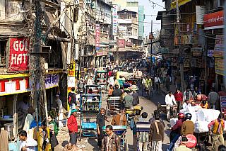 Kromě města Bombej patří knejnavštěvovanějším indickým městům i Dillí. Jedná se o druhé největší indické město o rozloze 1483 čtverečních kilometrů, tedy zhruba o polovinu méně, než má vietnamská Hanoj. Dillí má více než 14 milionů obyvatel, znichž velké většina nejsou původní rodáci, ale...