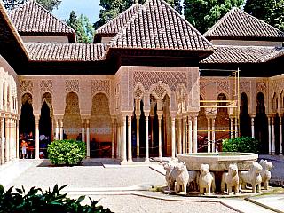 Alhambra – nádhera jako z pohádky (Španělsko)