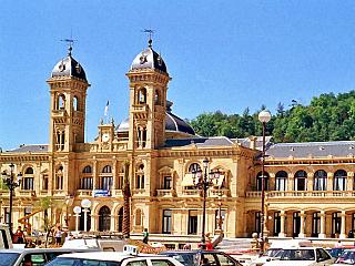 San Sebastian – v zarputilé zemi Basků (Španělsko)