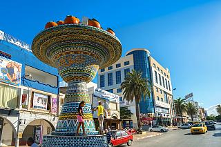 Tunisko se rozkládá vseverní Africe, mezi Alžírskem a Libyí, a svým tvarem připomíná vysoký strom. Táhne se především směrem na jih a zasahuje tak značnou částí svého území do pouště, hlavní sídla jsou tedy rozeseta zejména na pobřeží podél vln Středozemního moře. A že jich tu není málo!...