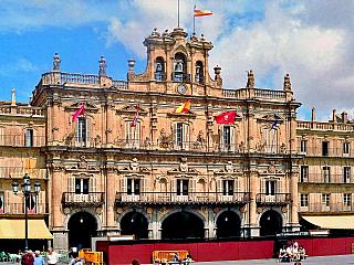 Salamanca – renesanční kráska (Španělsko)