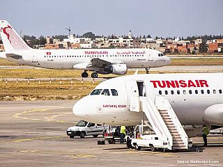 Tunisko – Doprava do země (Tunisko)