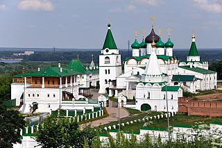 Páté největší město vRusku, které se někdy zamění stakzvaným Velikým Novgorodem, městem, kde se odstartovala díky Rurikovi moderní historie budoucí východní velmoci. Nižnij Novgorod má přes milion obyvatel, dříve se jmenoval Gorkij na památku slavného spisovatele, vznikl vroce 1221 díky...