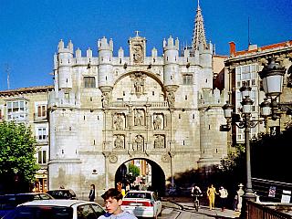 Burgos – město hrdiny El Cida (Španělsko)